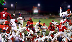Philadelphia Phillies (Daniel Studio Photography) Tags: world philadelphia baseball national series phillies 2008 league champions mlb phils