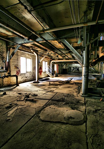 Longmont sugar mill 4, abandoned