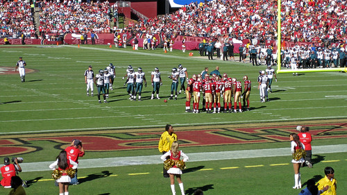 49er Game- Playing