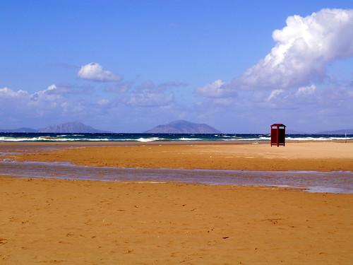 Gianiskari beach, West Achaia