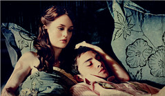 Blair and Chuck (MaybeSomedayLove) Tags: girl ed bass waldorf blair chuck gossip meester westwick leghton
