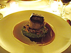 Veal Tenderloin (-bLy-) Tags: birthday melting carlton room pot ritz billy dining 23