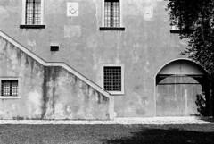 Udine (Ian Atrus Gazzotti  iangazzotti.com) Tags: italy castle gate stair stairway scala castello portone udine