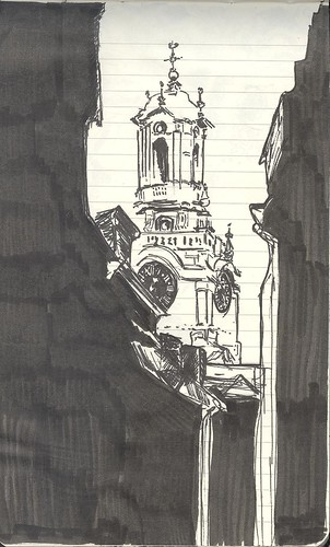 Gamla Stan Sketch