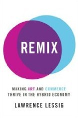 Lessig Remix cover