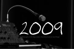 2009 Bailgun Calendar (Gerd Rieger) Tags: music cg calendar leslie korg vox kalender instruments 2009 neumann wurlitzer rickenbacker clausgrabke sutdio earforce bailgun marsall