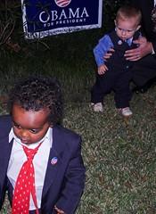 Obama/Biden 2008 (justinwolfe) Tags: justin laura dan halloween secret neworleans joe service edie obama elio mose barack biden