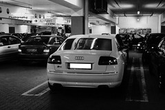 Audi S8 (430SCUDERIA_FAN) Tags: s porsche audi carrera s8