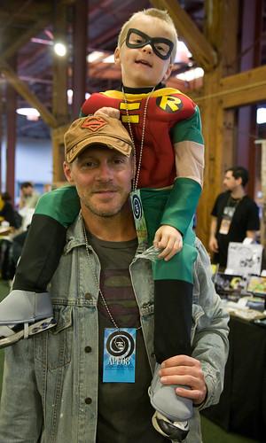 Robin, The Little Boy Wonder