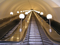 The Moscow Metro (llee_wu) Tags: 2003 莫斯科