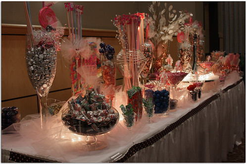 P E 938 Candy Table