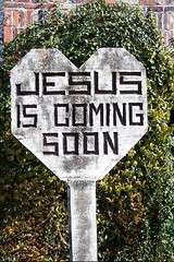 JESUS IS COMING SOON:  Harrison Mayes Display (J. Stephen Conn) Tags: sign highway tennessee appalachian appalachia norris jesusiscomingsoon museumofappalachia harrisonmayes