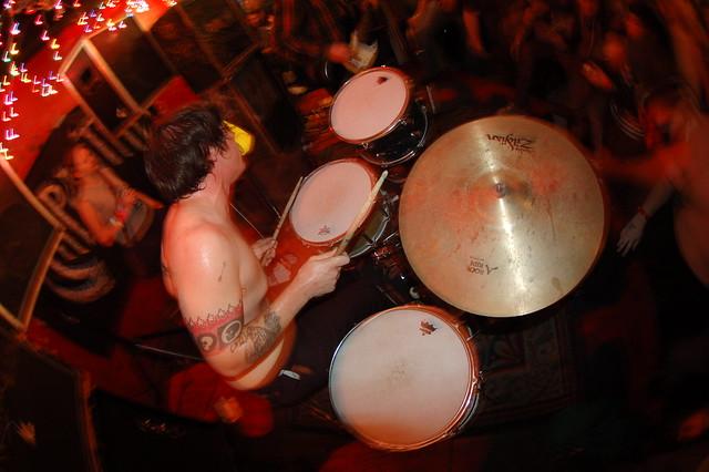Japanther at Fest 7 - 11208 by elawgrrl