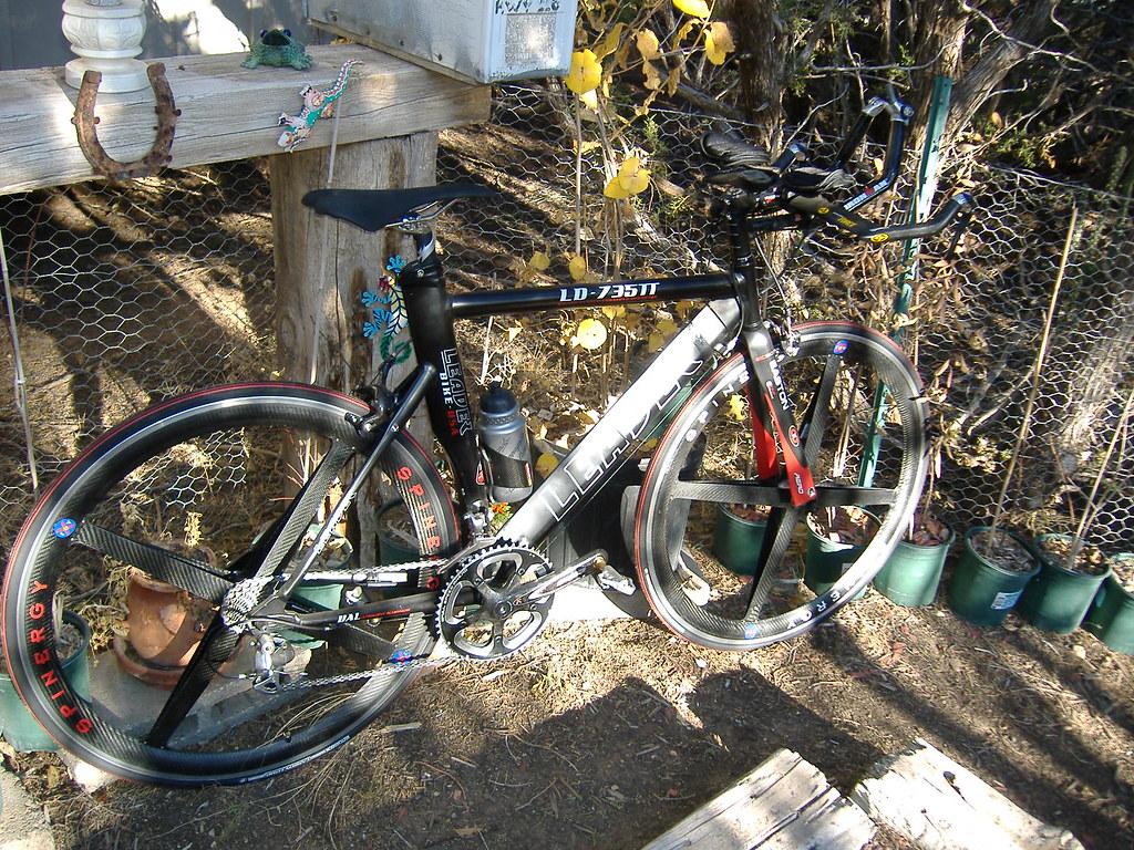 Leader TT Bike