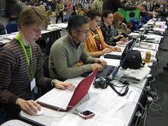 Blogger vom Grünen-Parteitag