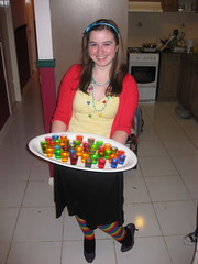 Rainbow Jelly Shots