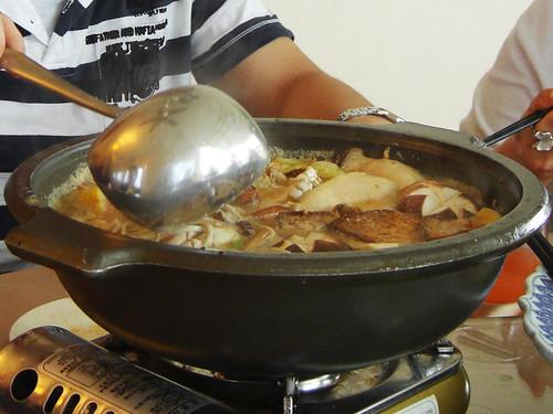 奶油海鮮鍋