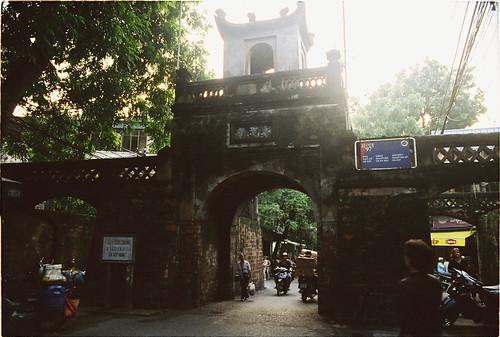 Tại sao ở Hà Nội chỉ còn Ô Quan Chưởng?