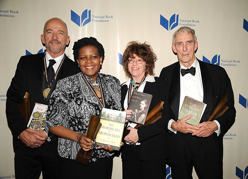 2008 NATIONAL BOOK AWARDS announced - The Book Room