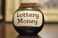 [326/365]  Lottery Money by Lisa Brewster, on Flickr