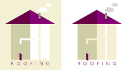 Roofing Logo Ideas gh Roofing Logo Design