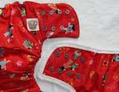 Little Kids Medium Fattycakes Fitted and Cover Set