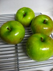 Granny Smith for Apple Crumble Top Pie