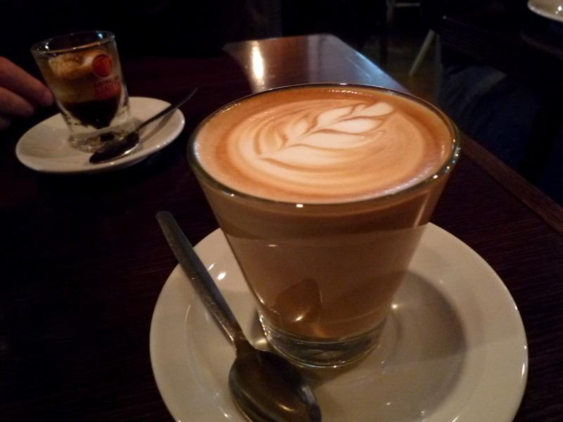 Liar Liar caffee latte