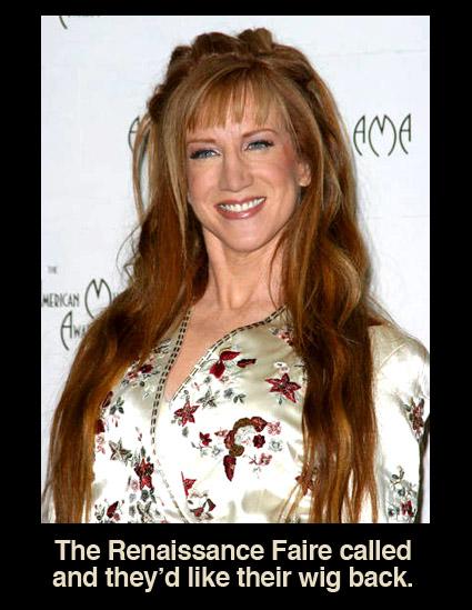Kathy Griffin Transvestite