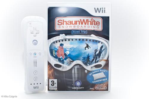 Shaun White Wii