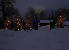 En av de mest genuina julmarknaderna finns i Jamtli