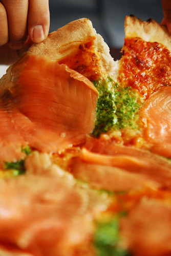 Salmone pizza - DSC_7787
