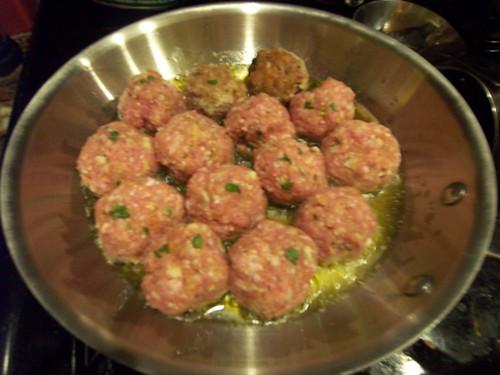 Mmm meatballs