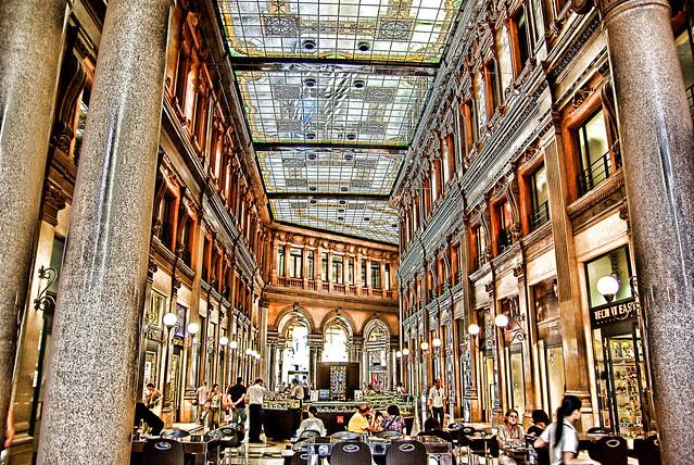 Galleria Alberto Sordi - Roma