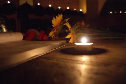 Acetaia guestbook 29.11.08
