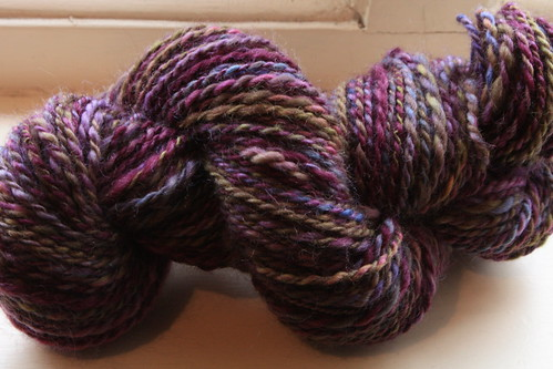 My third handspun