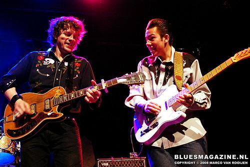 Ian Siegal & Dusty Ciggaar - 12 December 2008 (Groene Engel, Oss, Netherlands)