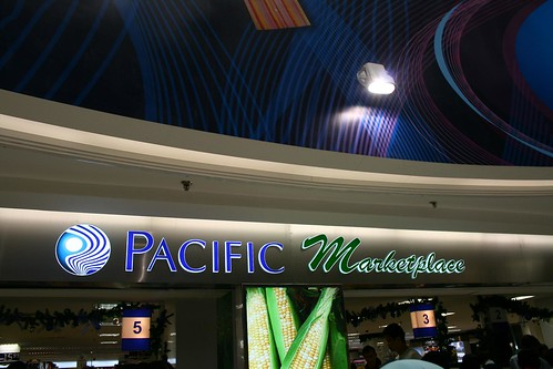 Pacific Marketplace by you.