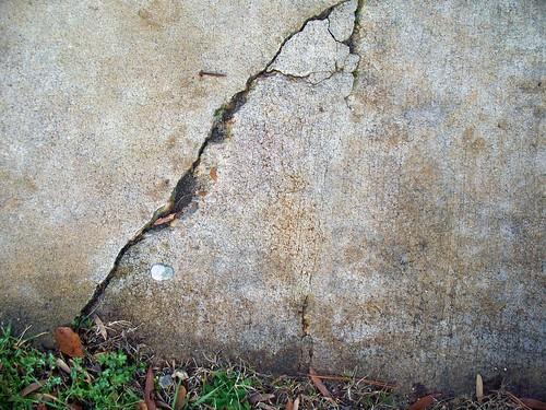 concrete texture. Cracked Concrete Texture