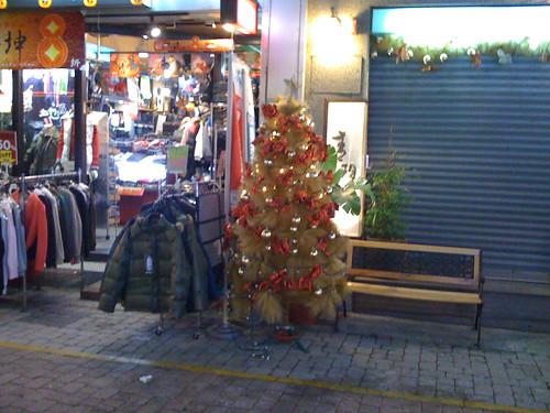 沒有頭聖誕樹