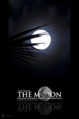 The Sun & The Moon #2 (AnNamir c[_]) Tags: moon silhouette canon 350d luna astrophotography siluet lipis themoon bulan astronomi goldmedalwinner keledek goldstaraward annamir flickraward bulanpenuh bulangmengambang flickrcinated