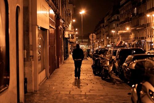 Paris, Gare St Lazare