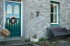 House in St. Davids, Pembrokeshire (lhourahane) Tags: wales pembrokeshire stdavids