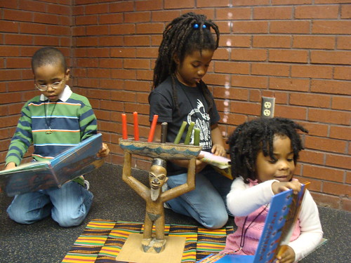 Kwanzaa @ Glenwood Branch 12/29/08