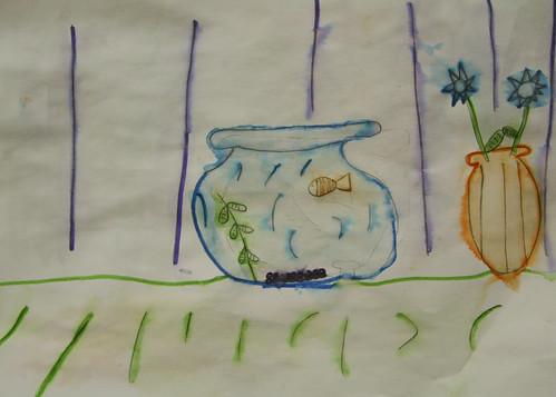 Jake's fish bowl