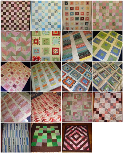 My 2008 Quilts