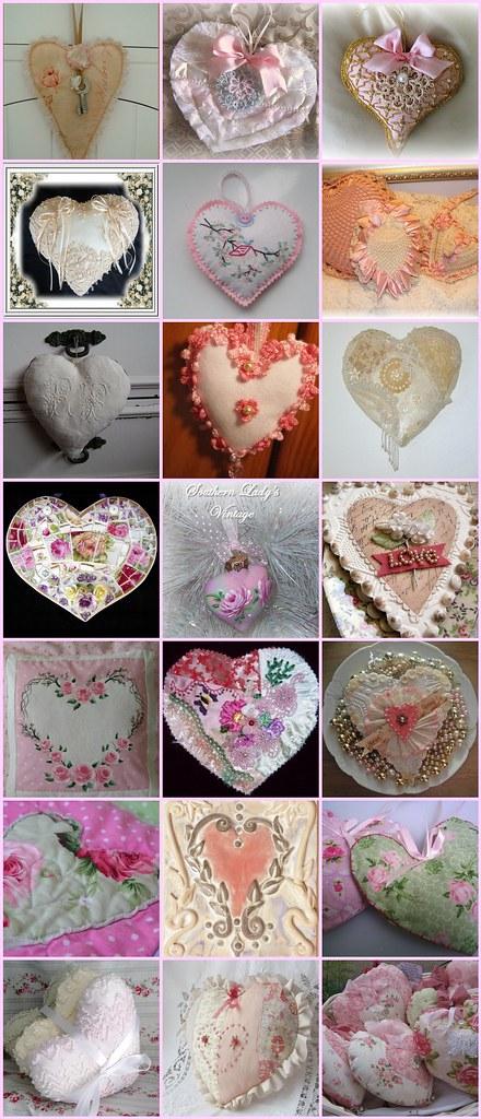 February Hearts