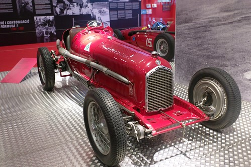 L1042239 - Chequered Flag: Alfa Romeo P3 (by delfi_r)