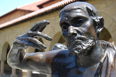 Rodin Sculpture (Stanford, California, United States) Photo