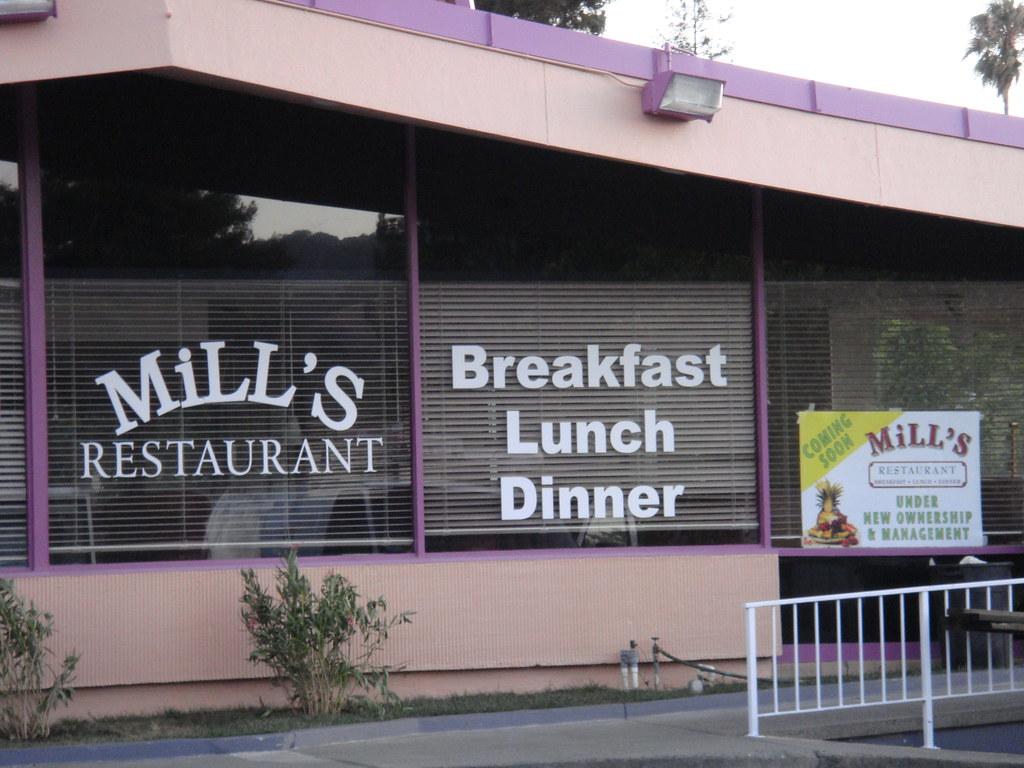 Mill's Restaurant